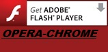 Get adobe flash player opera chrome